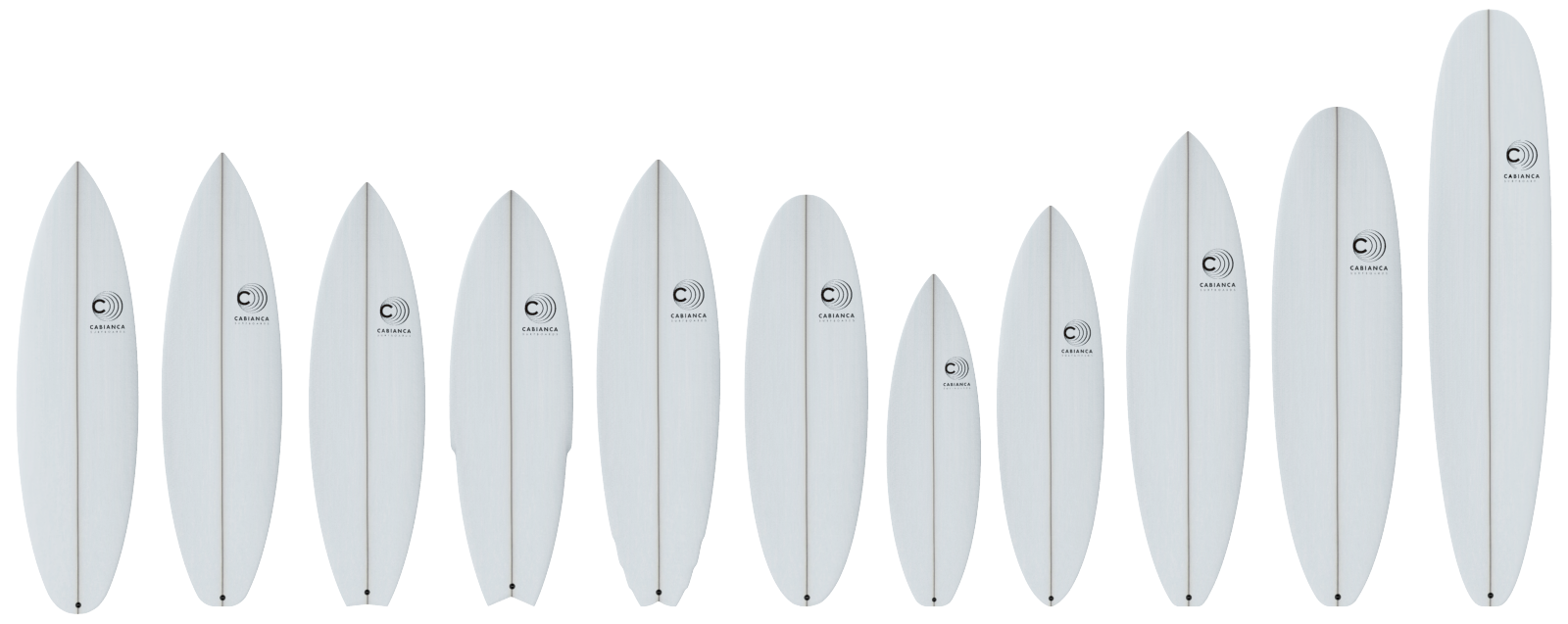 Cabianca Surfboards webshop coming soon