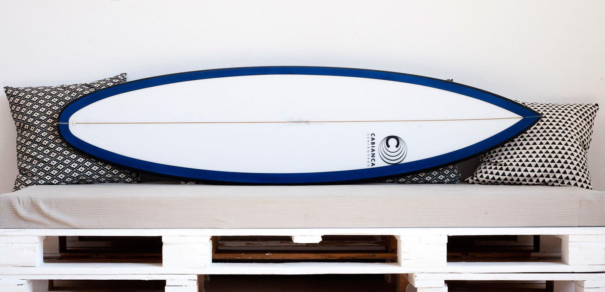 Cabianca Surfboards DFK