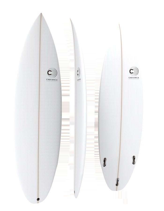 Cabianca Surfboard Bandida
