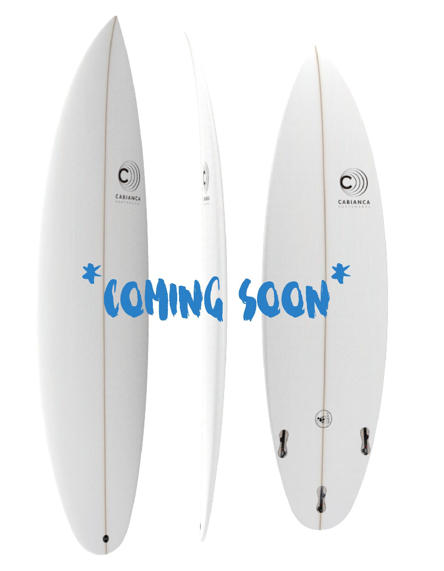 Cabianca Surfboards El Camarada