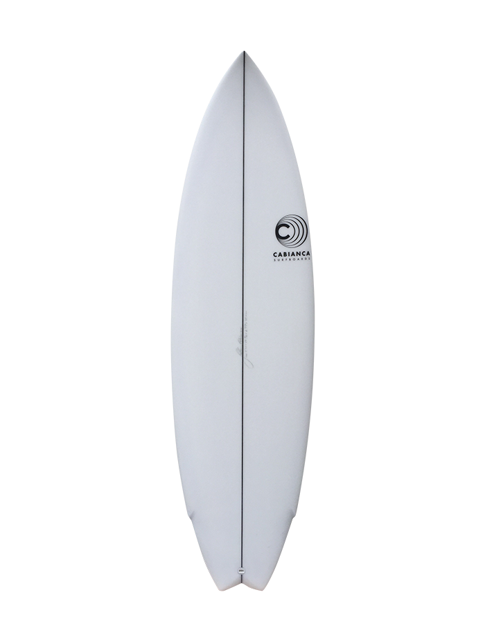 Cabianca Surfboards Uber Twin