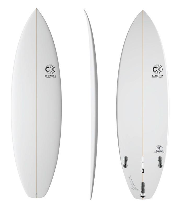 Cabianca Surfboards Bandida