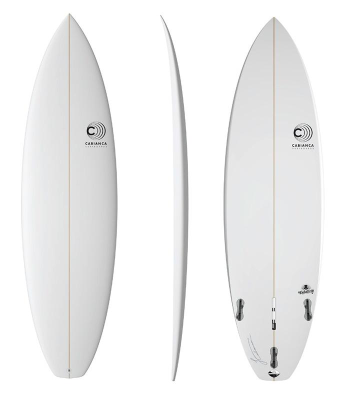 Cabianca Surfboards El Caballero