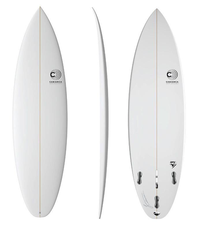 Cabianca Surfboards DFK 2.0 Gabriel Medina