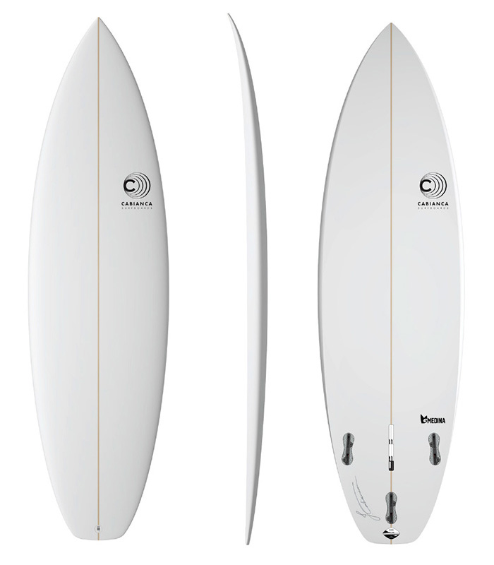 Cabianca Surfboards The Medina