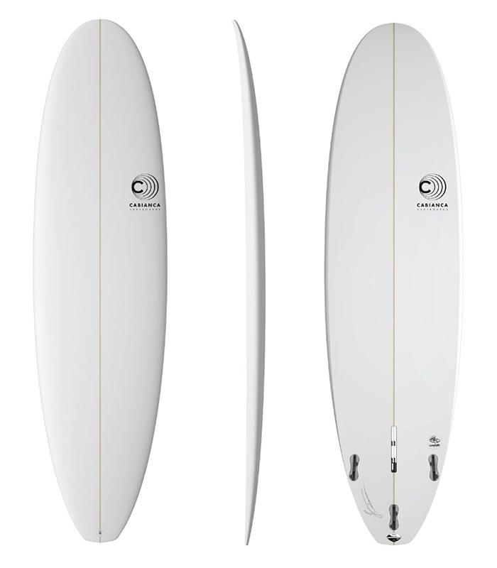 Cabianca Surfboards Omelette MiniMalibu