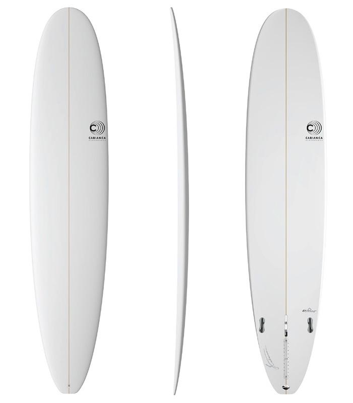 Cabianca Longboard Slimmer Surfboard