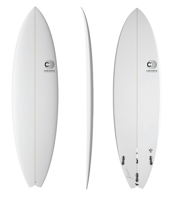 Cabianca Surfboards Visa