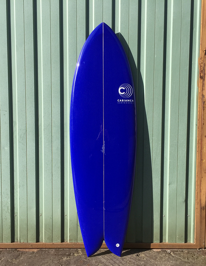 Cabianca Surfboards 70's Twin