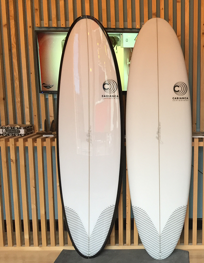 Cabianca Surfboards Go-To Guy Summer Toy Easy