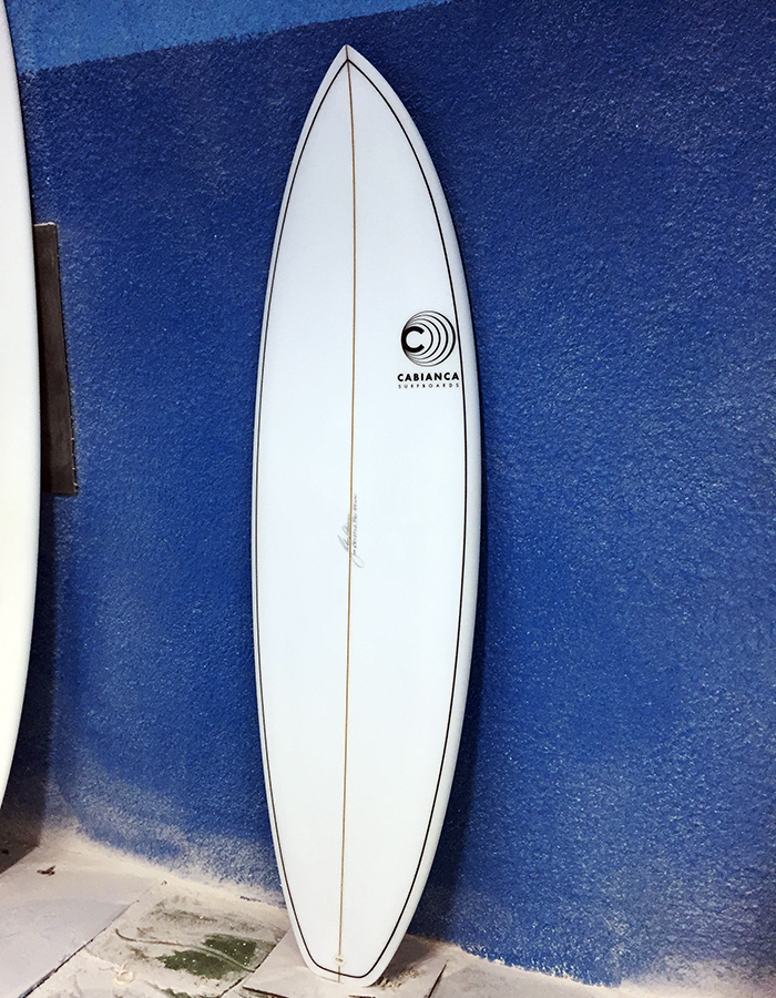 Cabianca Surfboards Candy