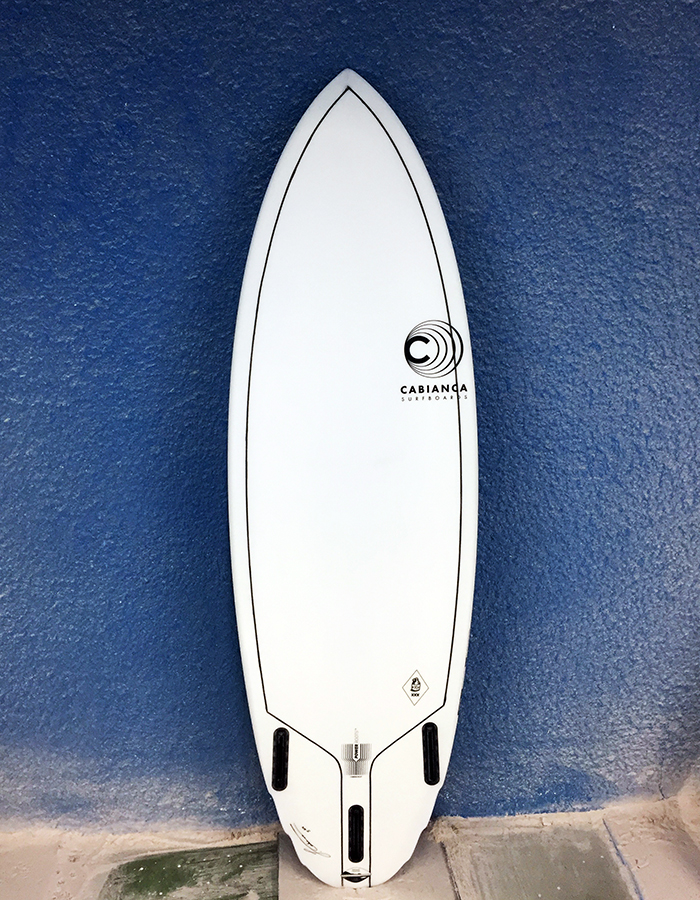 Cabianca Surfboards XXX Triple X
