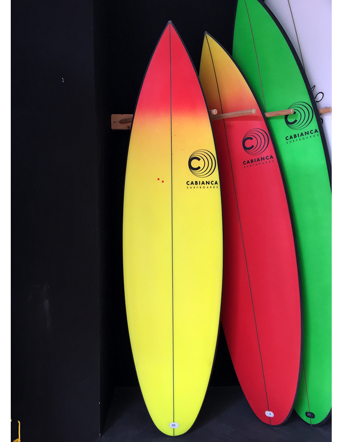 Cabianca Surfboards Muleke Kids Surfboards