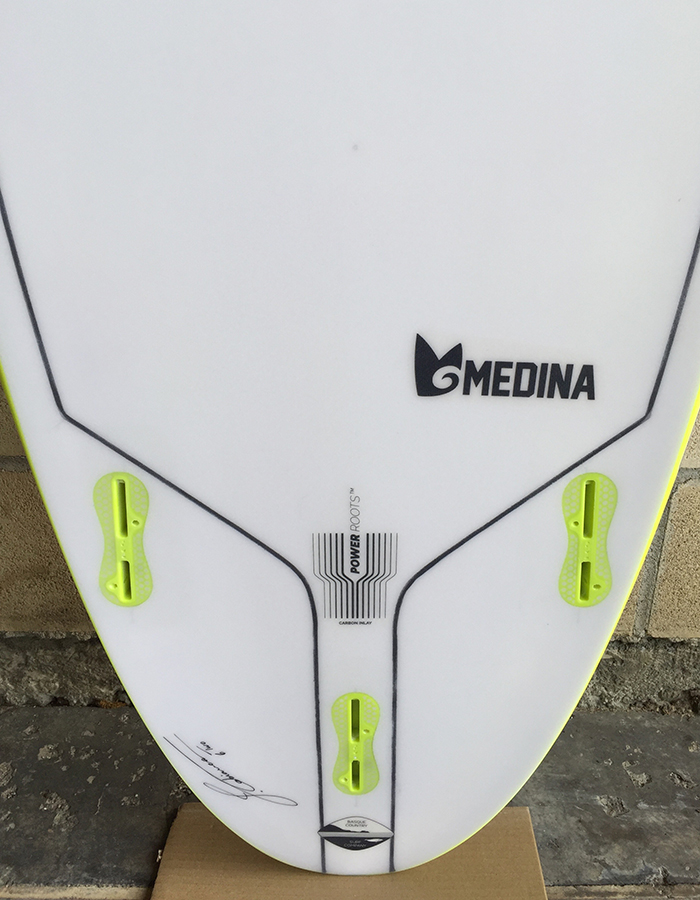 The Medina Cabianca Surfboards
