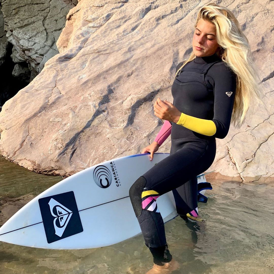 Janire González -Etxebarri Cabianca Surfboards Zumaia Surfing the Basque Country