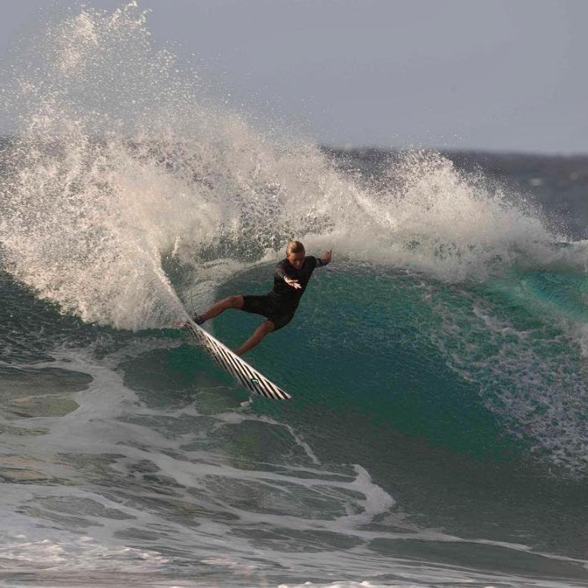 Nicolas Paulet Cabianca Surfboards Biarritz Anglet Bidart