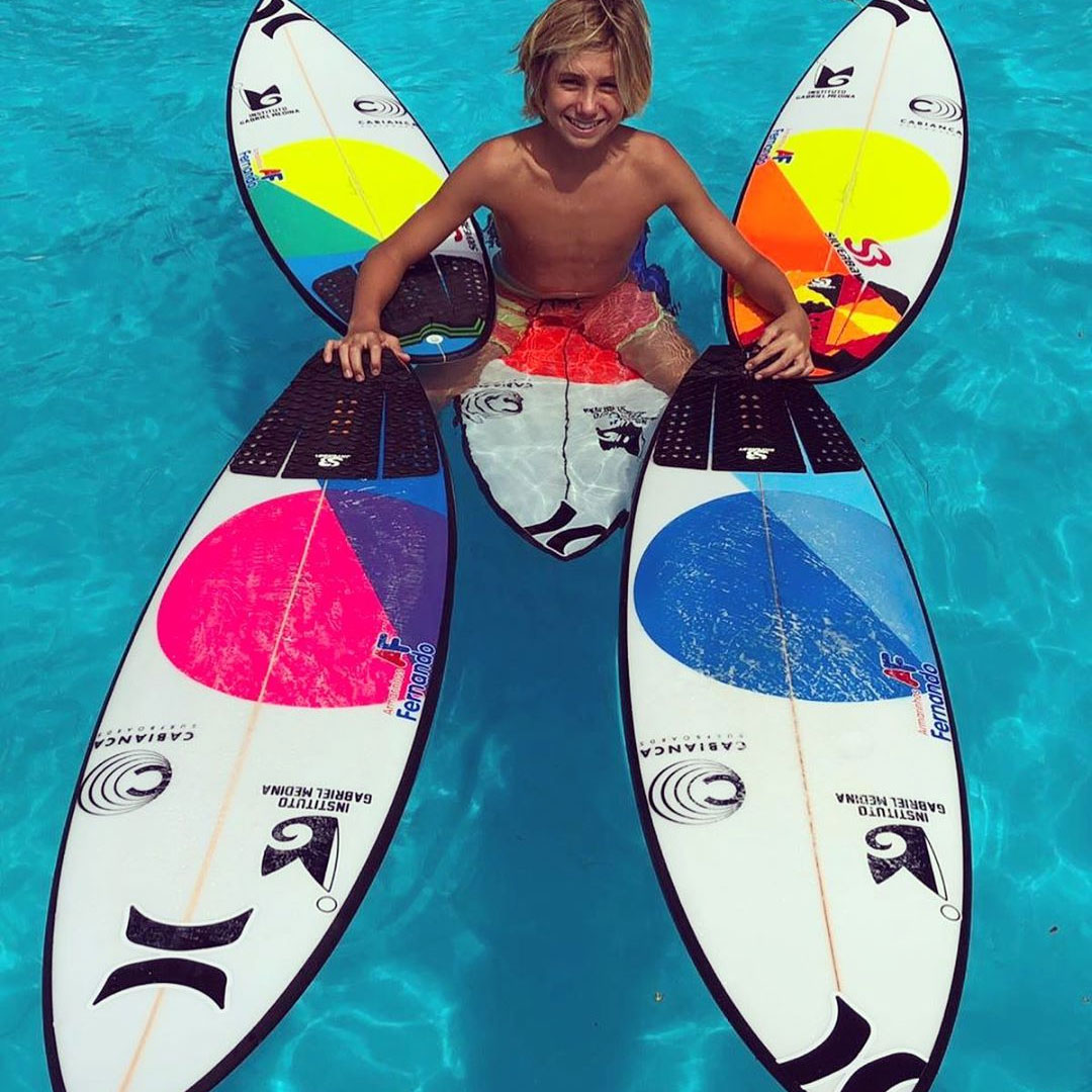 Cabianca Surfboards Rodrigo Saldanha Maresias