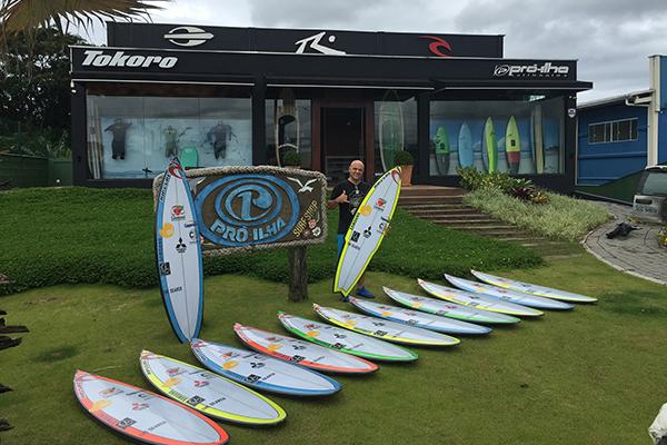 Pro Ilha Surfboard Factory Brazil