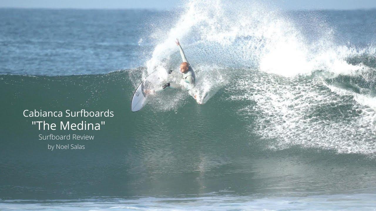 The Medina Surf n'Show