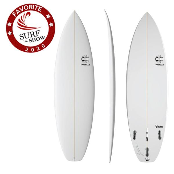 Surf n'Show Noel Salas The Medina Board Review Surfboard Shortboard