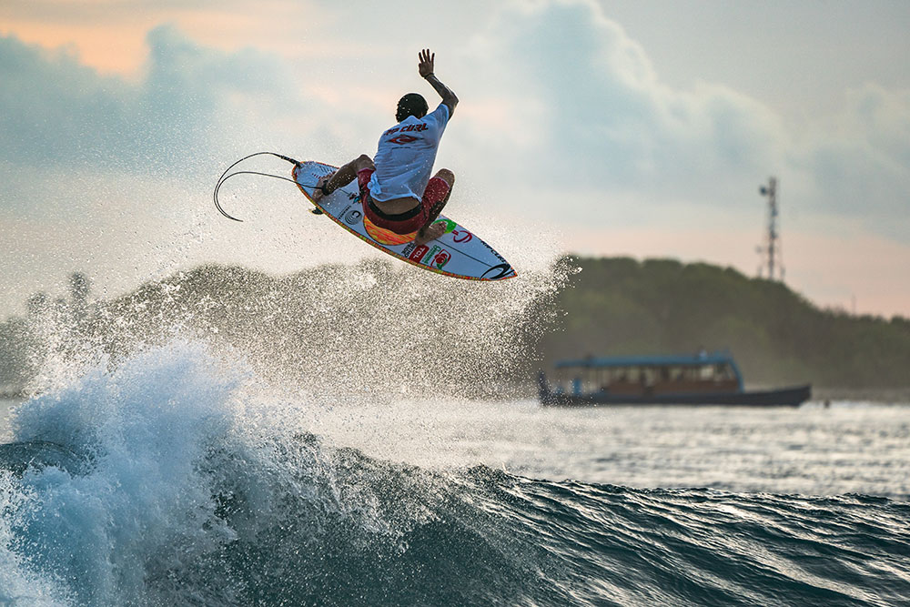 Gabriel Medina by The Frog Eye on Cabianca Surfboards