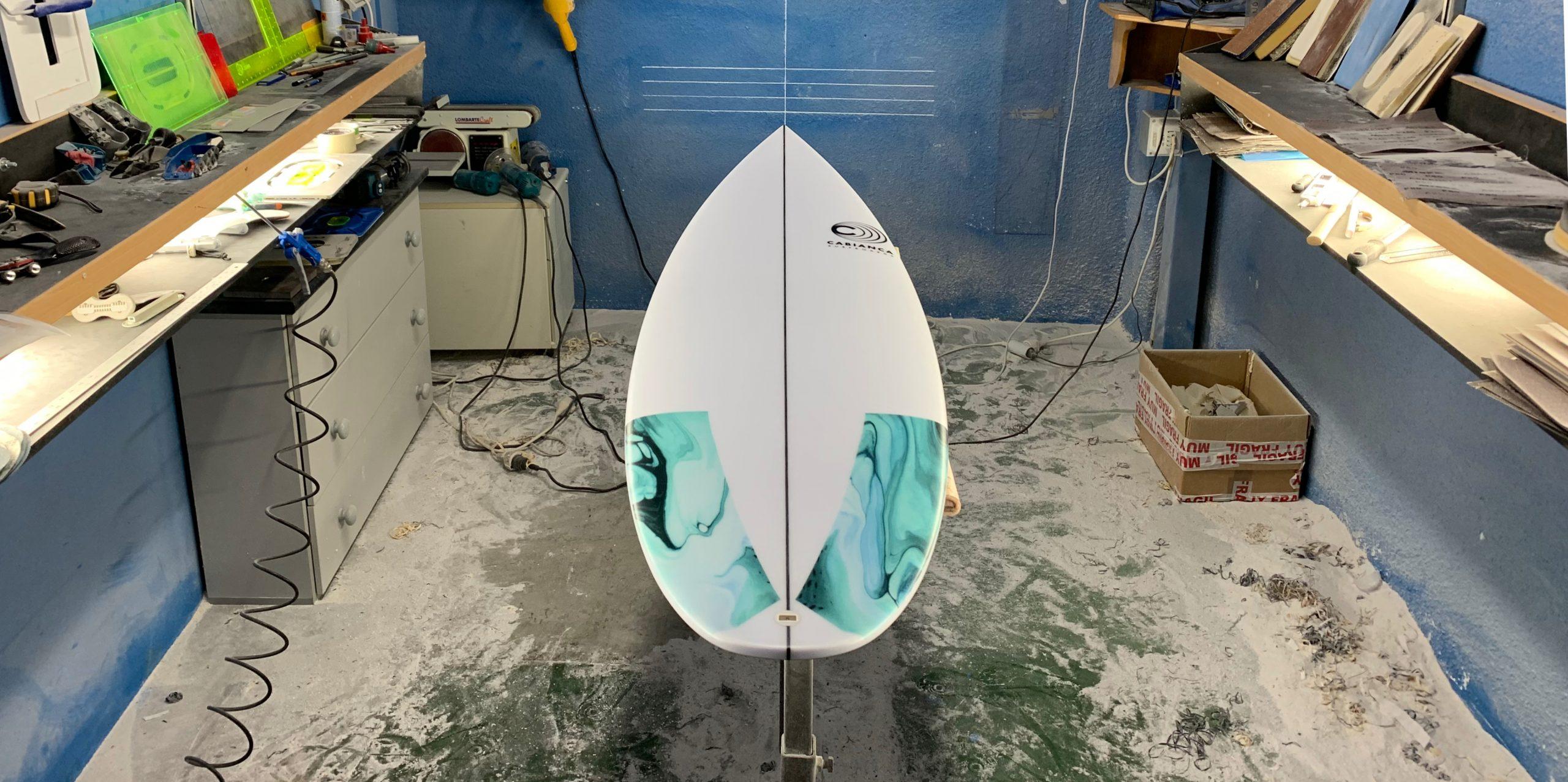 Color TP Cabianca Surfboards