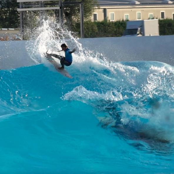 Tya Zebrowski Cabianca Surfboards Tahiti Hossegor Surfing Grommet