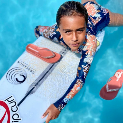 Tya Zebrowski Cabianca Surfboards